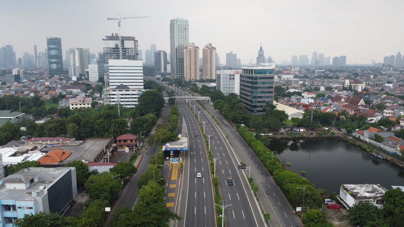 Air quality in Jakarta is improving, for now