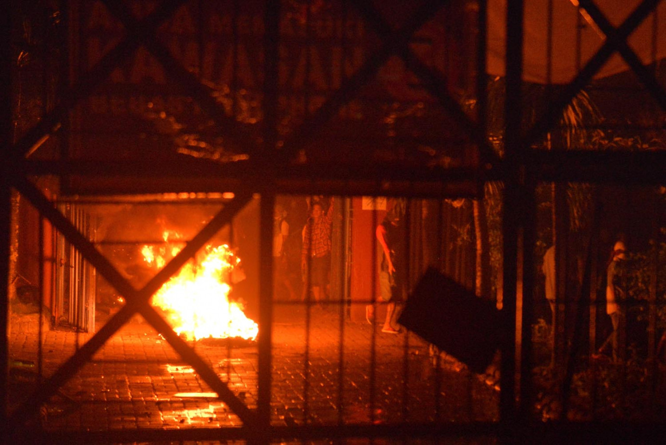 COVID-19: Riot breaks out in North Sulawesi prison amid virus fears