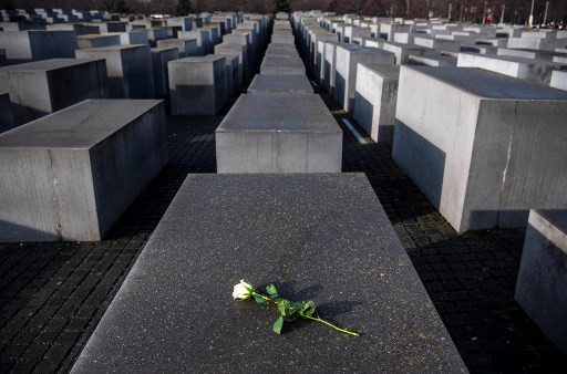 Holocaust memorial sites fight new threat from far right