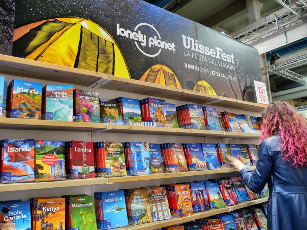 Lonely Planet to shutter magazine and non-destination guidebooks