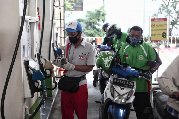 For first time ever, fuel consumption falls instead of rising during Idul Fitri