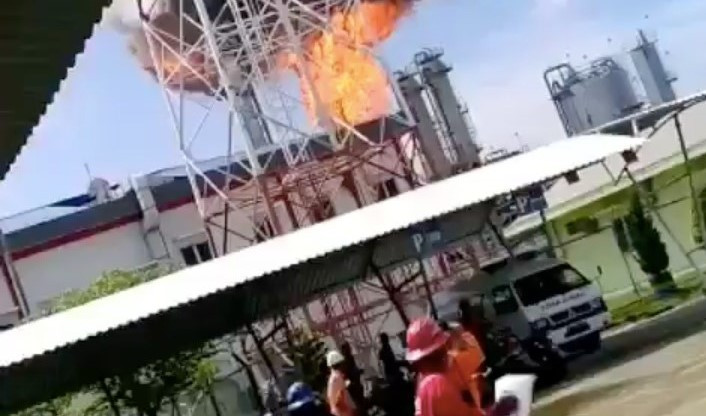 After fire, Gundih gas well in East Java set to resume operations on Sunday
