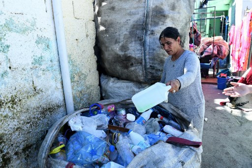 For Balkan Roma, hunger is the first curse of coronavirus