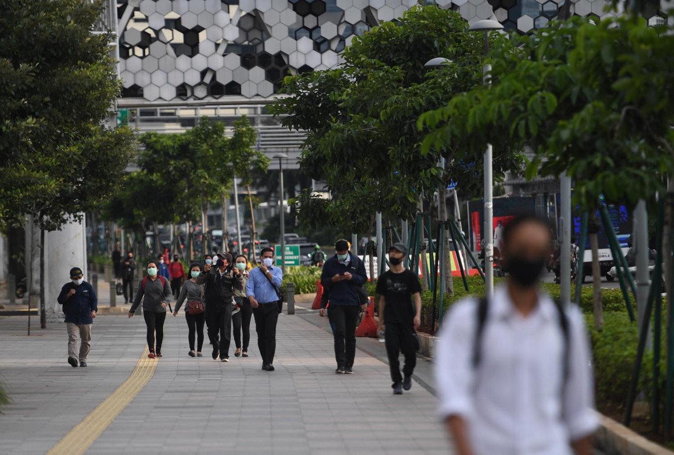 Fitch Solutions slashes Indonesia's economic growth projection due to pandemic