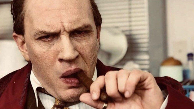 Capone': Tom Hardy as Al Capone in a first trailer - Entertainment ...