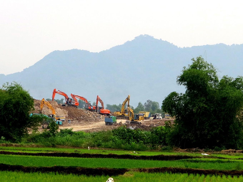 Kediri begins airport construction, hopes to bridge economic gap in East Java