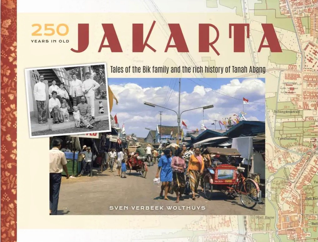 '250 Years in Old Jakarta': Tracing history, family and the Big Durian