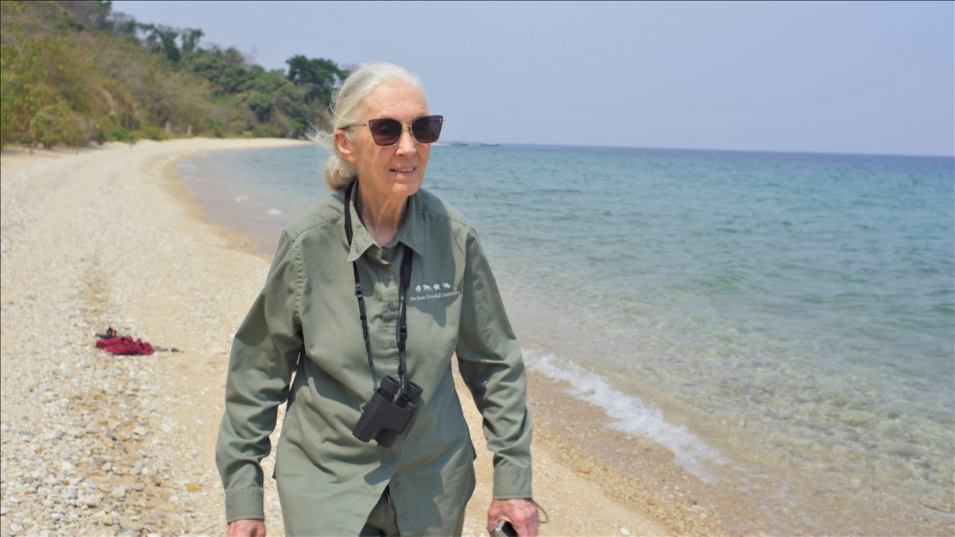 'Jane Goodall: The Hope' set for Earth Day premiere