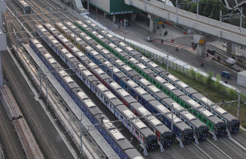 MRT Jakarta commences phase 2 construction amid COVID-19 outbreak