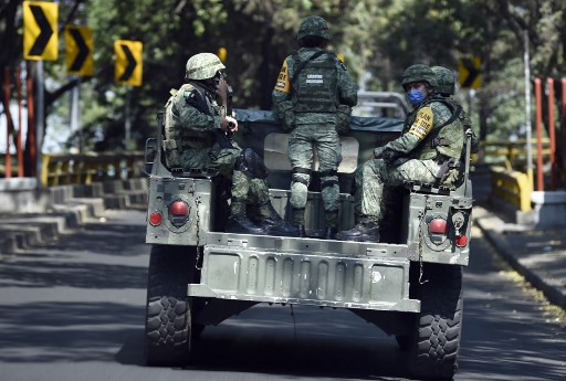 Mexico marks deadliest day amid coronavirus lockdown