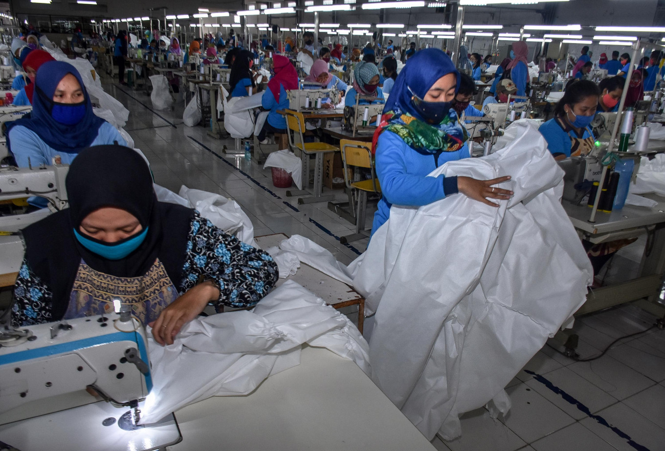 COVID-19: Indonesia to export PPE to South Korea as compensation for raw materials