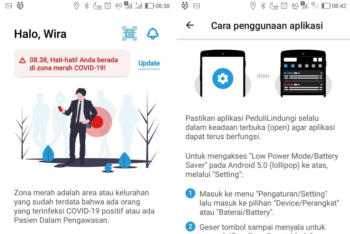 What to know before using PeduliLindungi surveillance app, according to cybersecurity expert