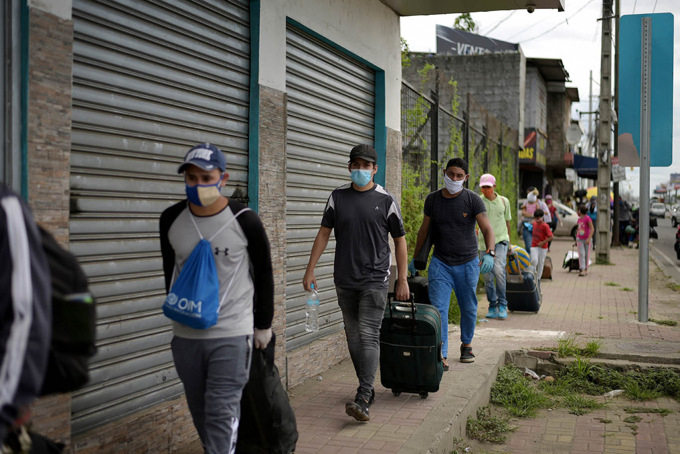 For poorest countries, full danger from coronavirus just coming into view