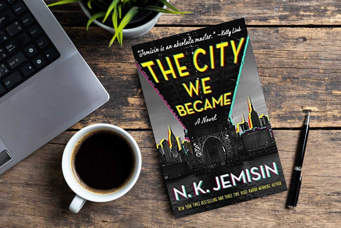 In 'The City We Became', New York is born