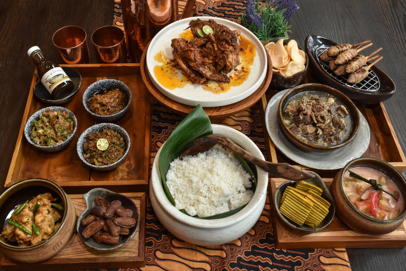 [UPDATED] Jakarta hotels gear up for Ramadan with stay experience, delivery service