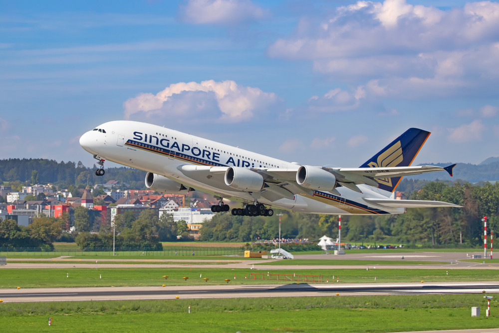 Singapore Airlines eyeing 'flights to nowhere' to give a lift to ailing business