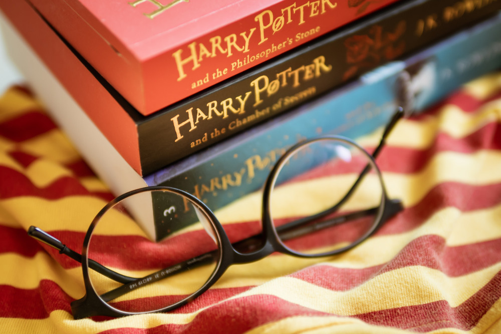 Missing your friends? Rereading Harry Potter might be the next best thing