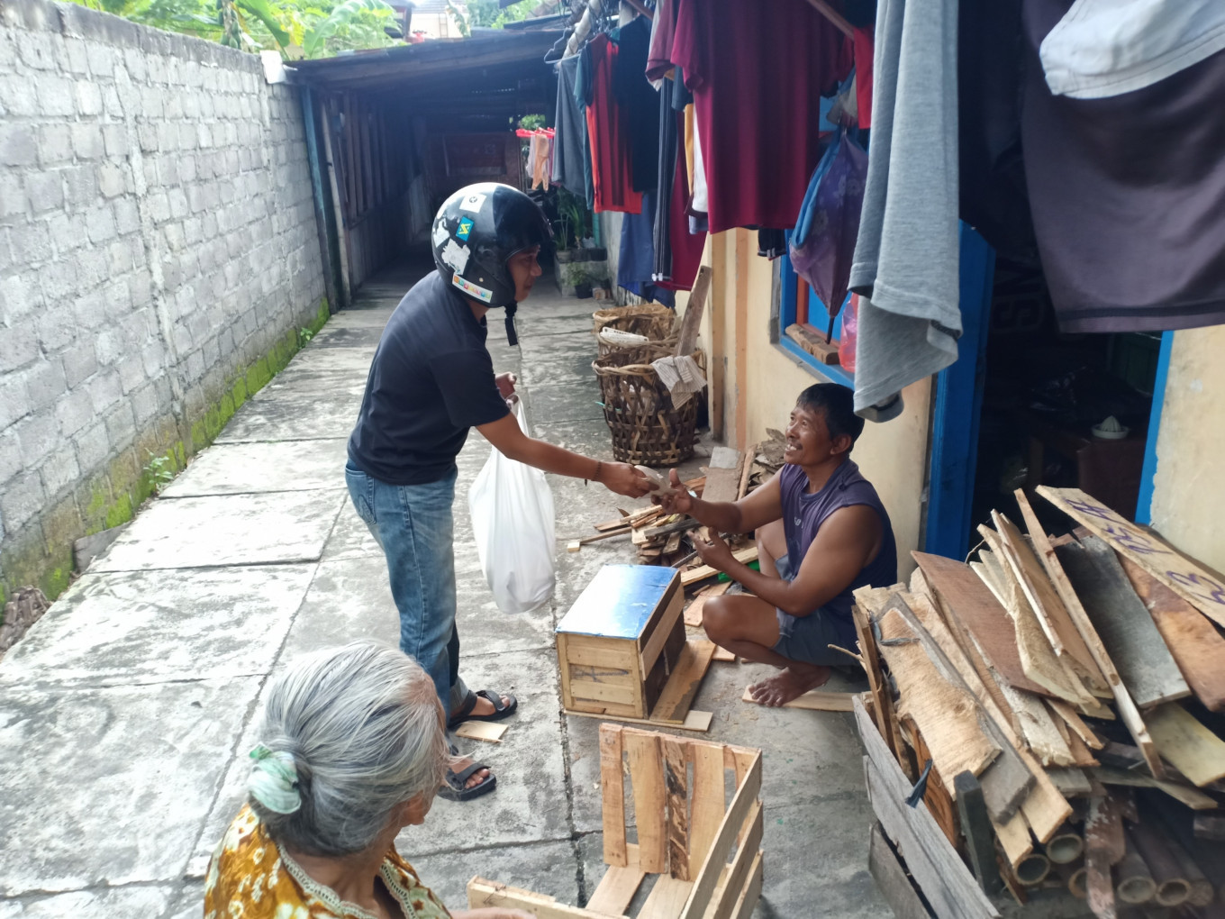 In Indonesia, rural helps urban to ensure food supply during coronavirus pandemic