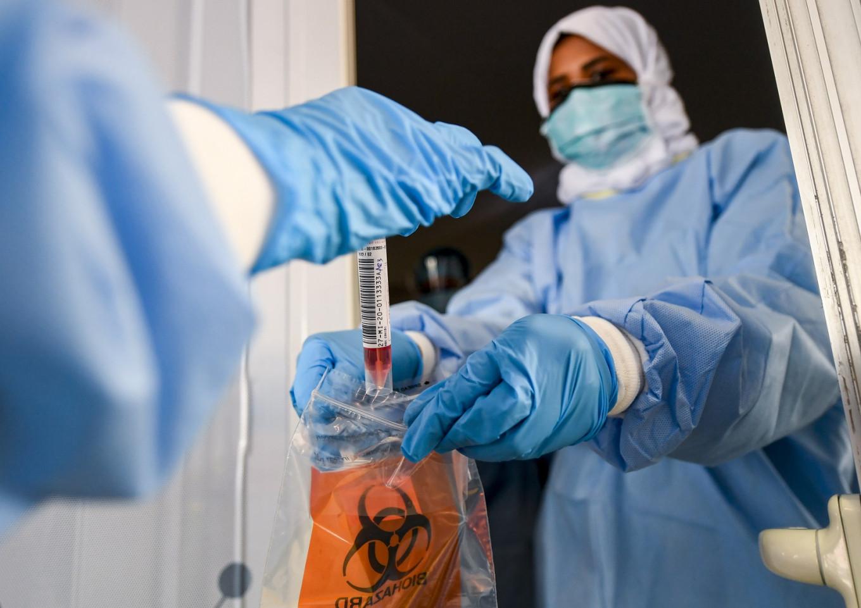 Dubai launches home tests for coronavirus