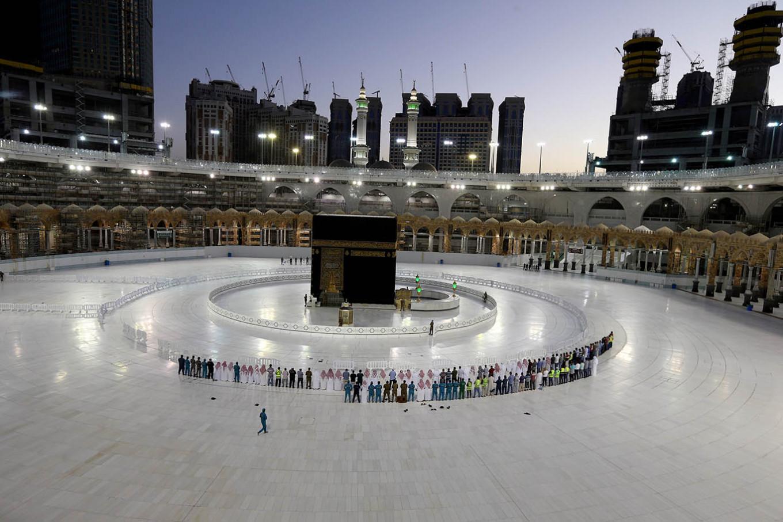 Saudi ramps up virus testing as lockdown relaxed