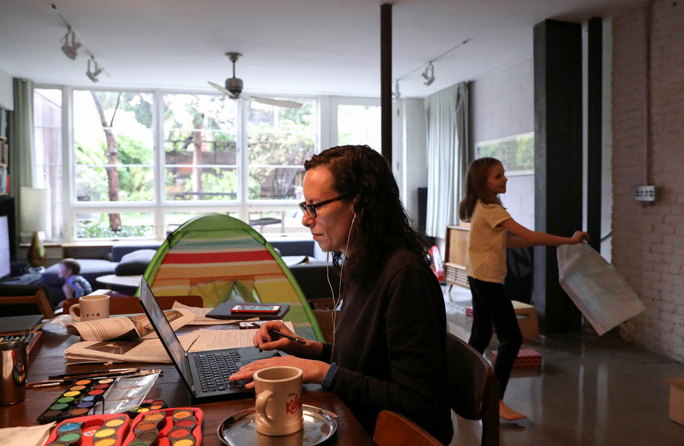Investment banking from home thrived under COVID-19, but some fear losing their touch