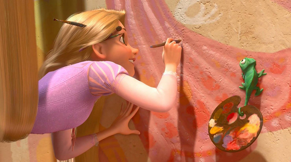 Bored at home? Look to Disney heroines for tips on how to stay happy
