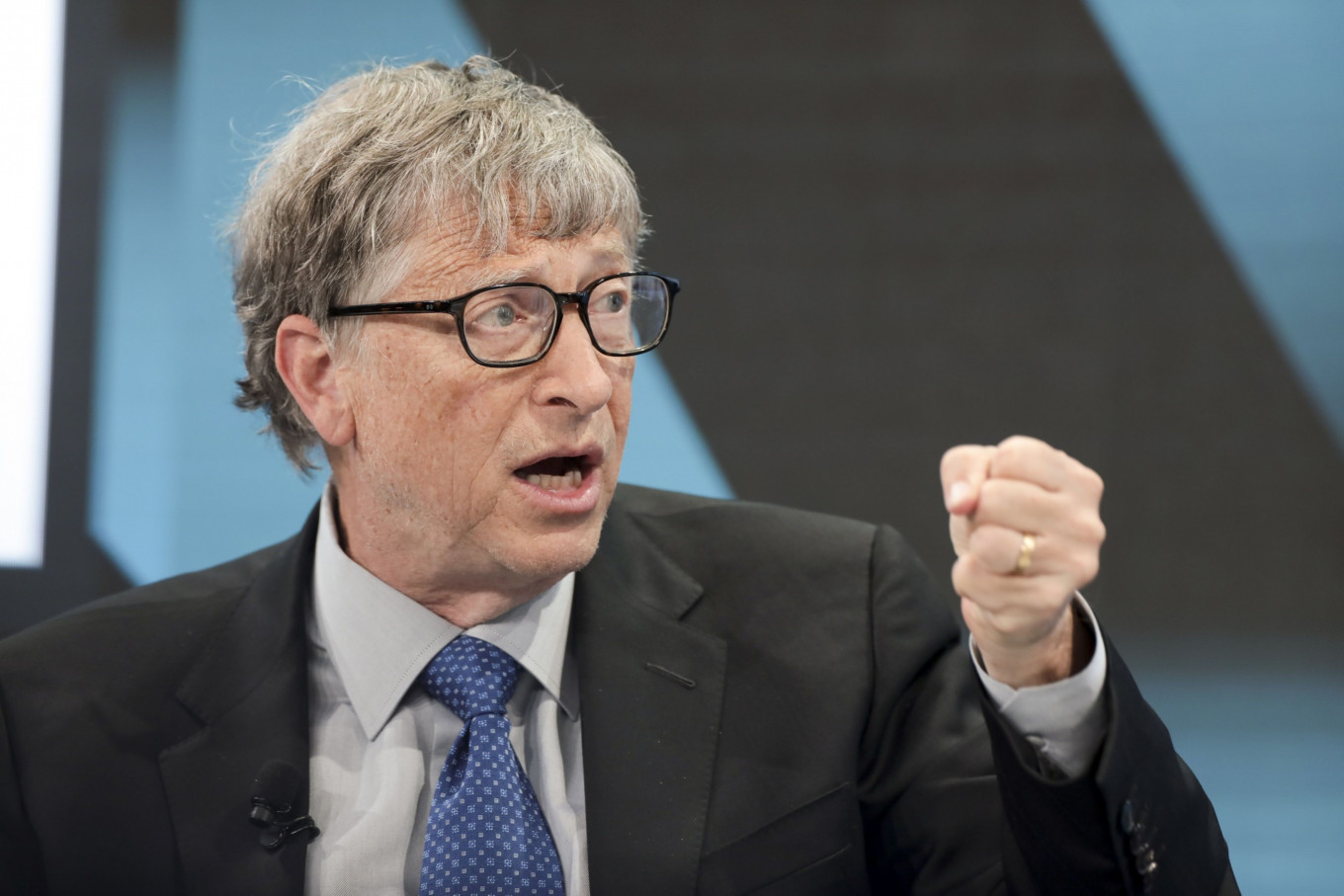 Bill Gates's coronavirus vaccine could be ready in 12 months
