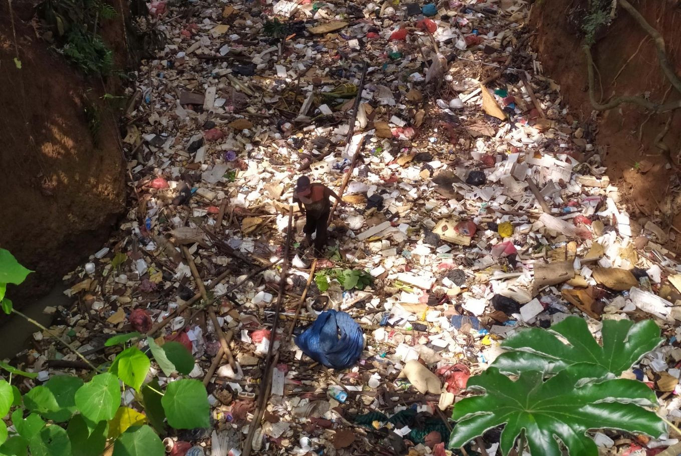 Plastics post-pandemic: Tragedy or opportunity?