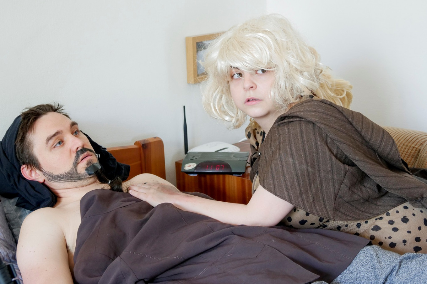 Hungarian couple recreate scenes from 'Game of Thrones', 'Ghost' during lockdown
