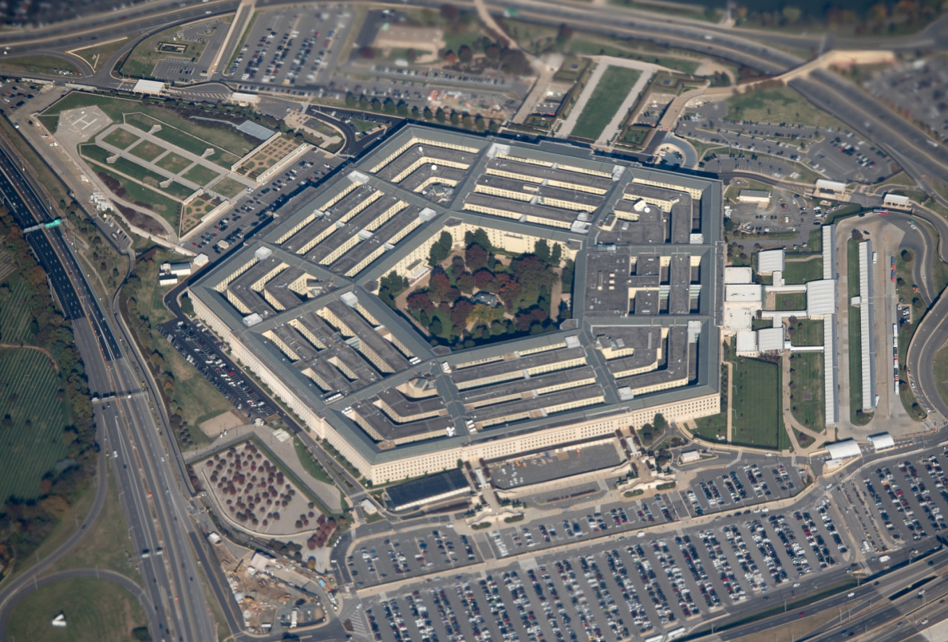 Pentagon's deputy inspector general resigns; latest in watchdog role to depart