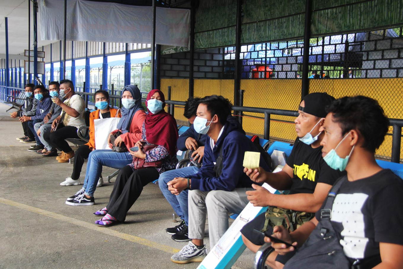 More than 100,000 citizens return to Indonesia, 591 test positive for COVID-19