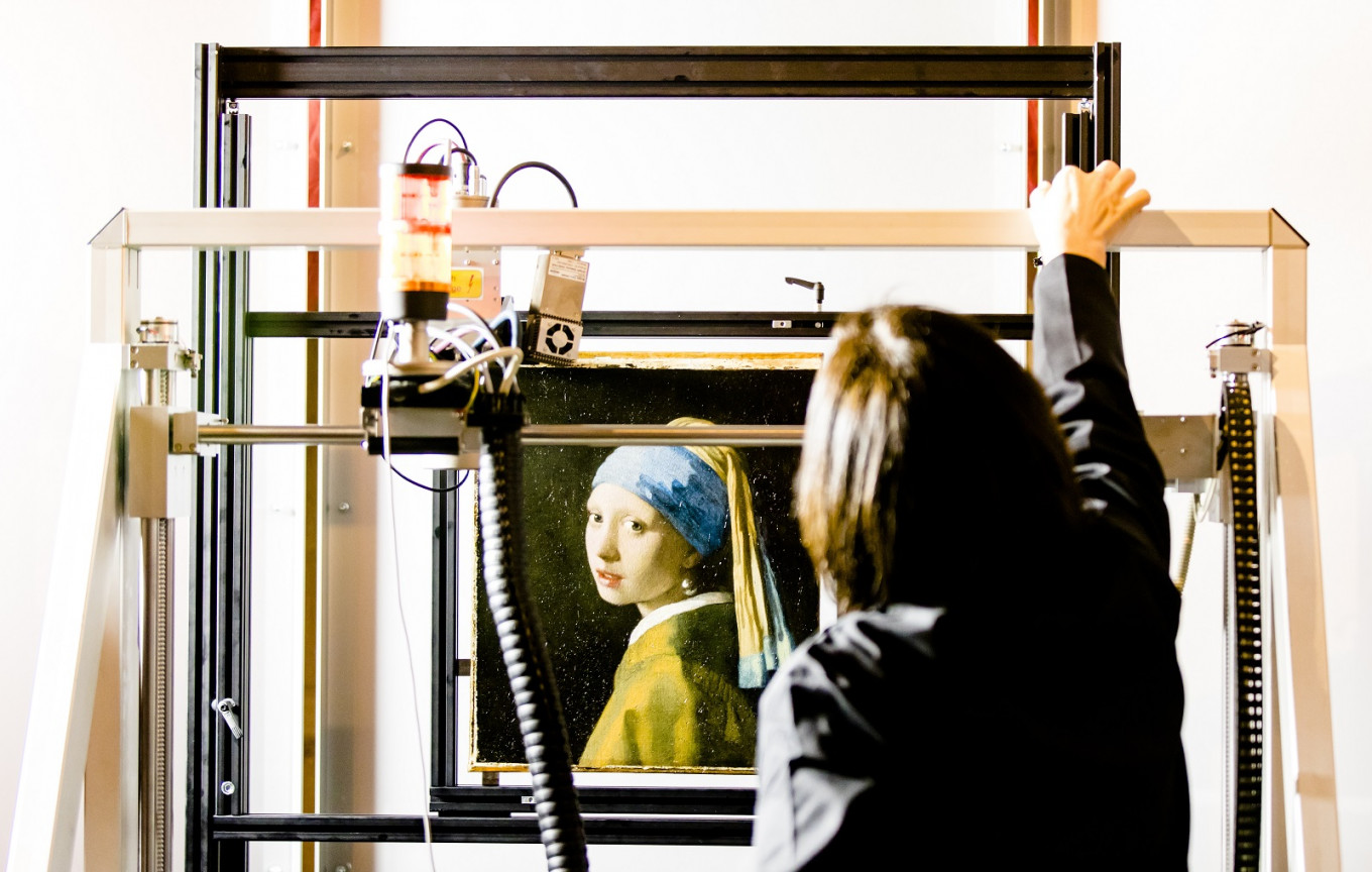 New research reveals more of the 'Girl with a Pearl Earring'