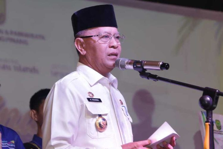 Tanjungpinang mayor dies at 59 after testing positive for COVID-19