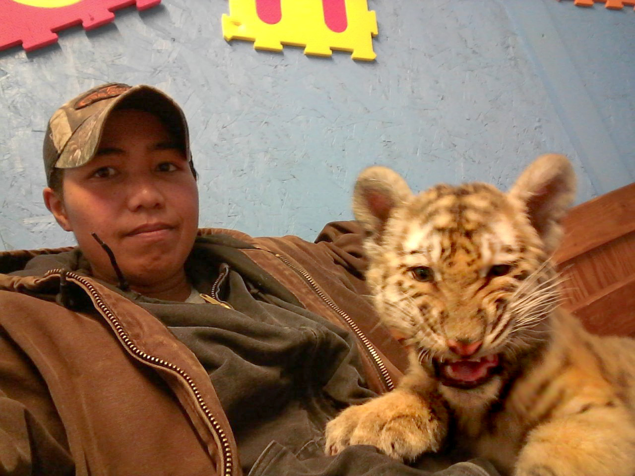 'Tiger King' LGBT+ zoo keeper hopes his fame aids gender pronoun debate