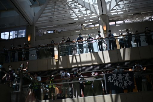 Beijing may base security agencies in Hong Kong as part of new laws