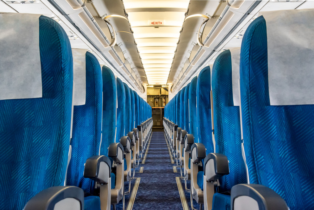 Aviation industry opposes leaving middle seat empty