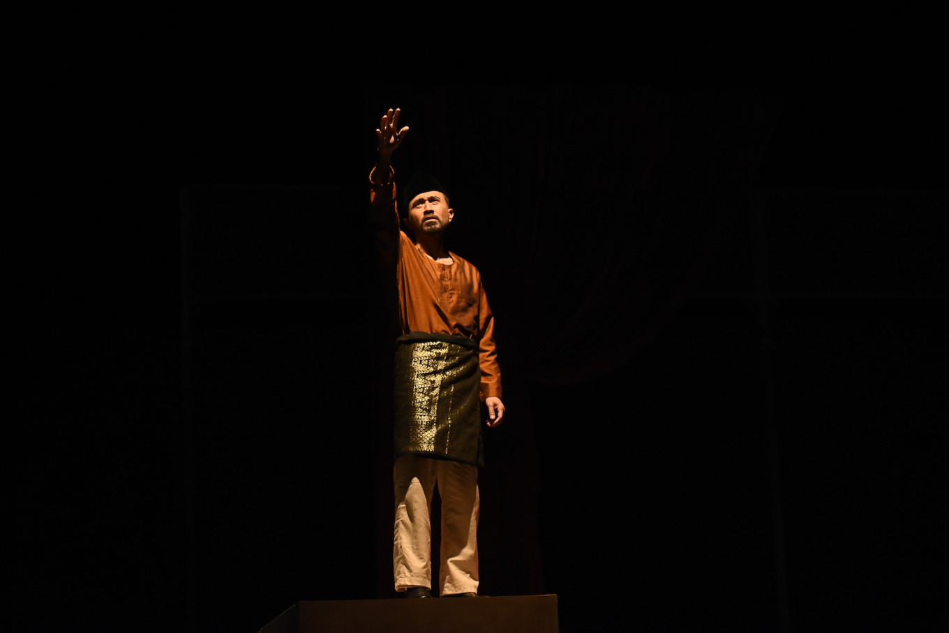 'Nyanyi Sunyi Revolusi' play to be streamed this weekend