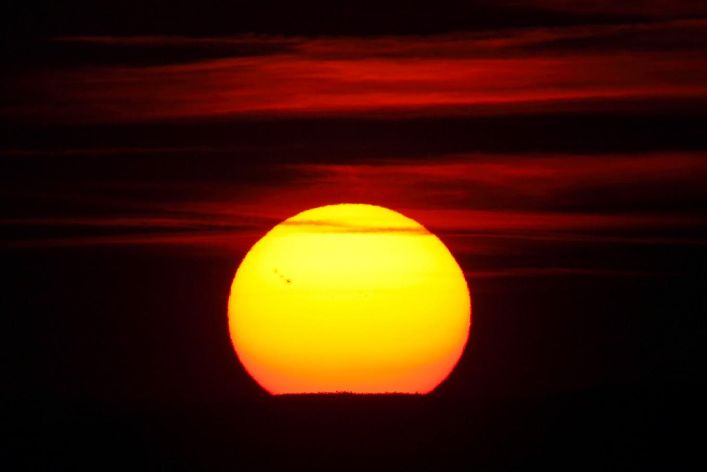 Цікаві факти про Сонце