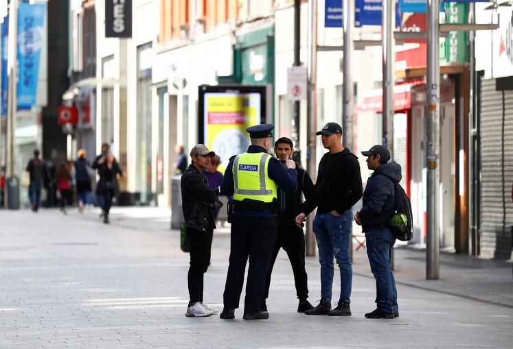 Ireland again delays pub reopenings as virus cases climb