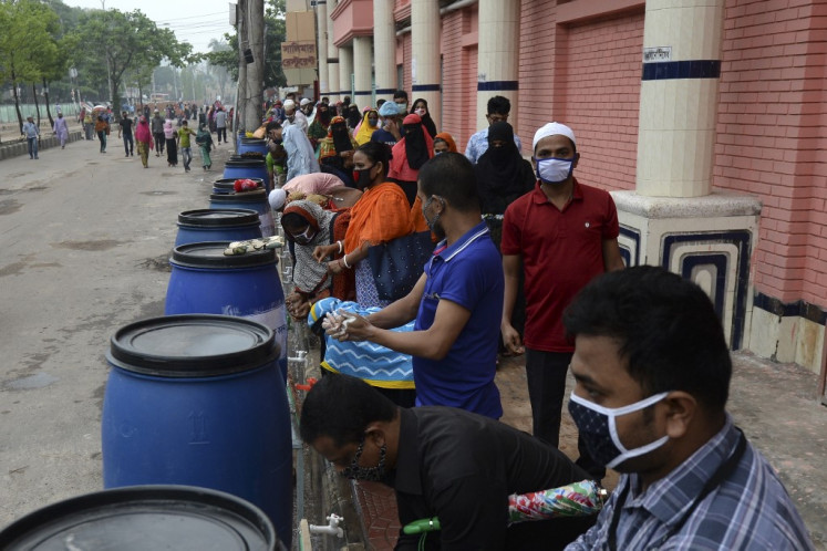 Garment Workers Seen Losing Up To 5 8b In Wages During Coronavirus Business The Jakarta Post
