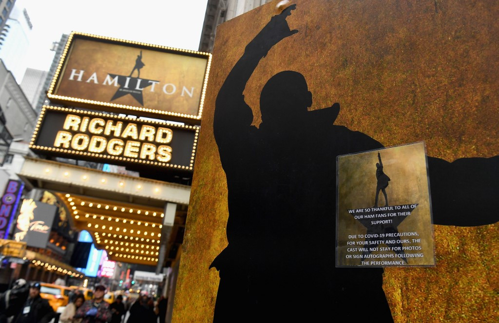 Hamilton Movie To Start Streaming Earlier Than Planned This July
