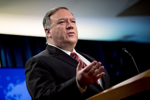 Pompeo sees WHO role in polio despite virus feud