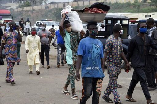 'Today is wonderful': Relief in Lagos as lockdown ends