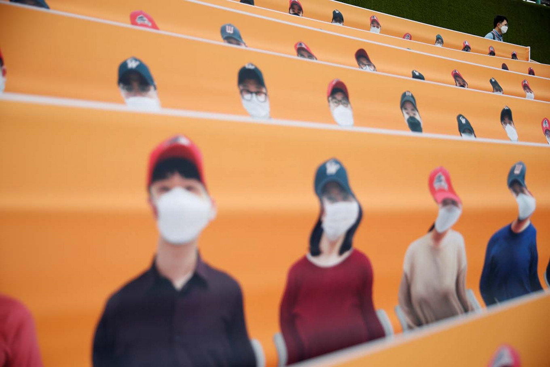 S. Korea to allow fans at baseball, football stadiums
