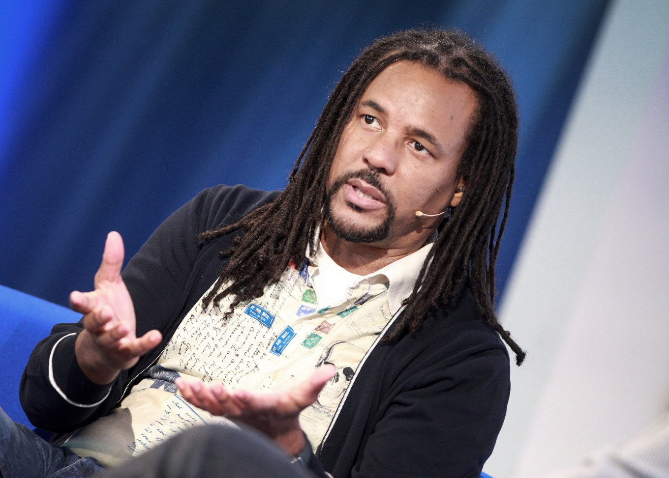 US author Colson Whitehead wins Pulitzer prize for fiction for the second time