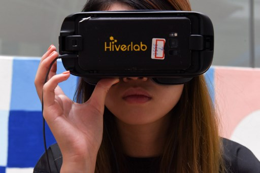 Women use VR to beat sexual harassment after Singapore #MeToo scandal