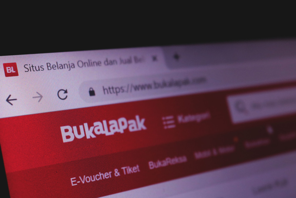 'Our data is secure': Bukalapak denies reports of user data breach