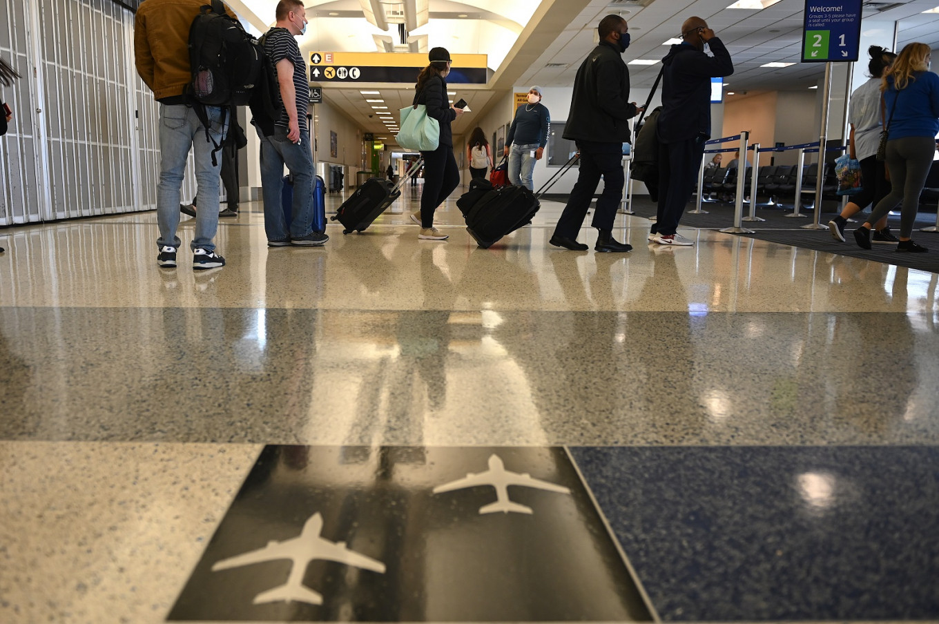 Airport screening ineffective against COVID-19: US health agency