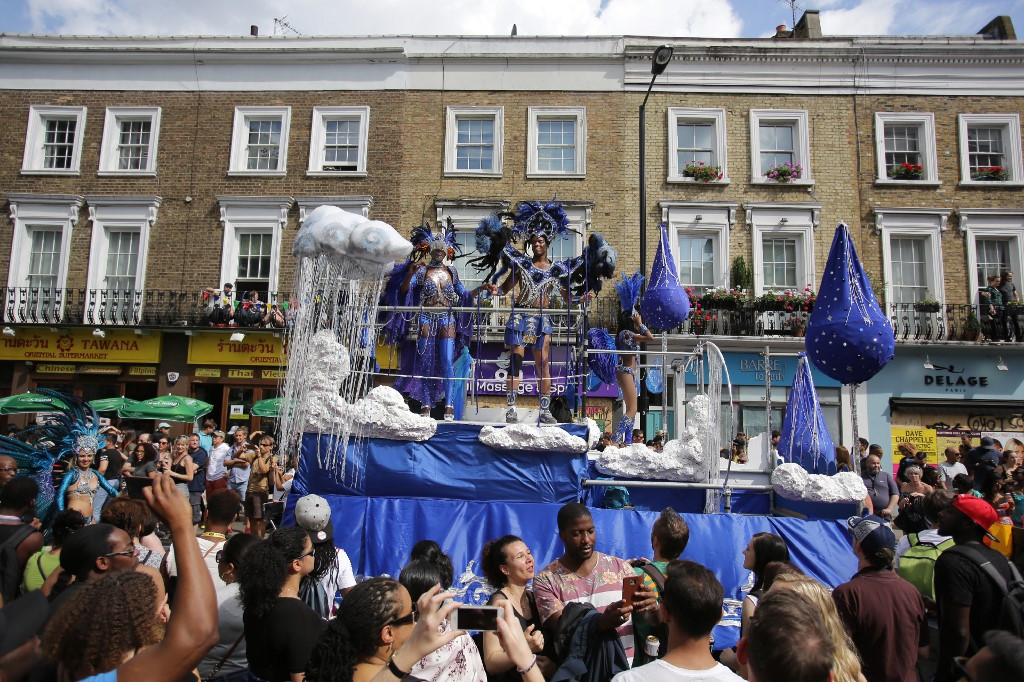 London's Notting Hill Carnival cancelled over virus: Organizers