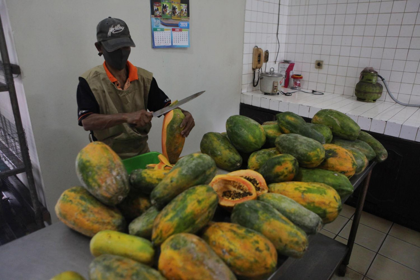 Papaya, anyone? Govt urges SMEs to export food, beverages